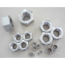 DIN 934 Stainless steel Titanium hex nuts